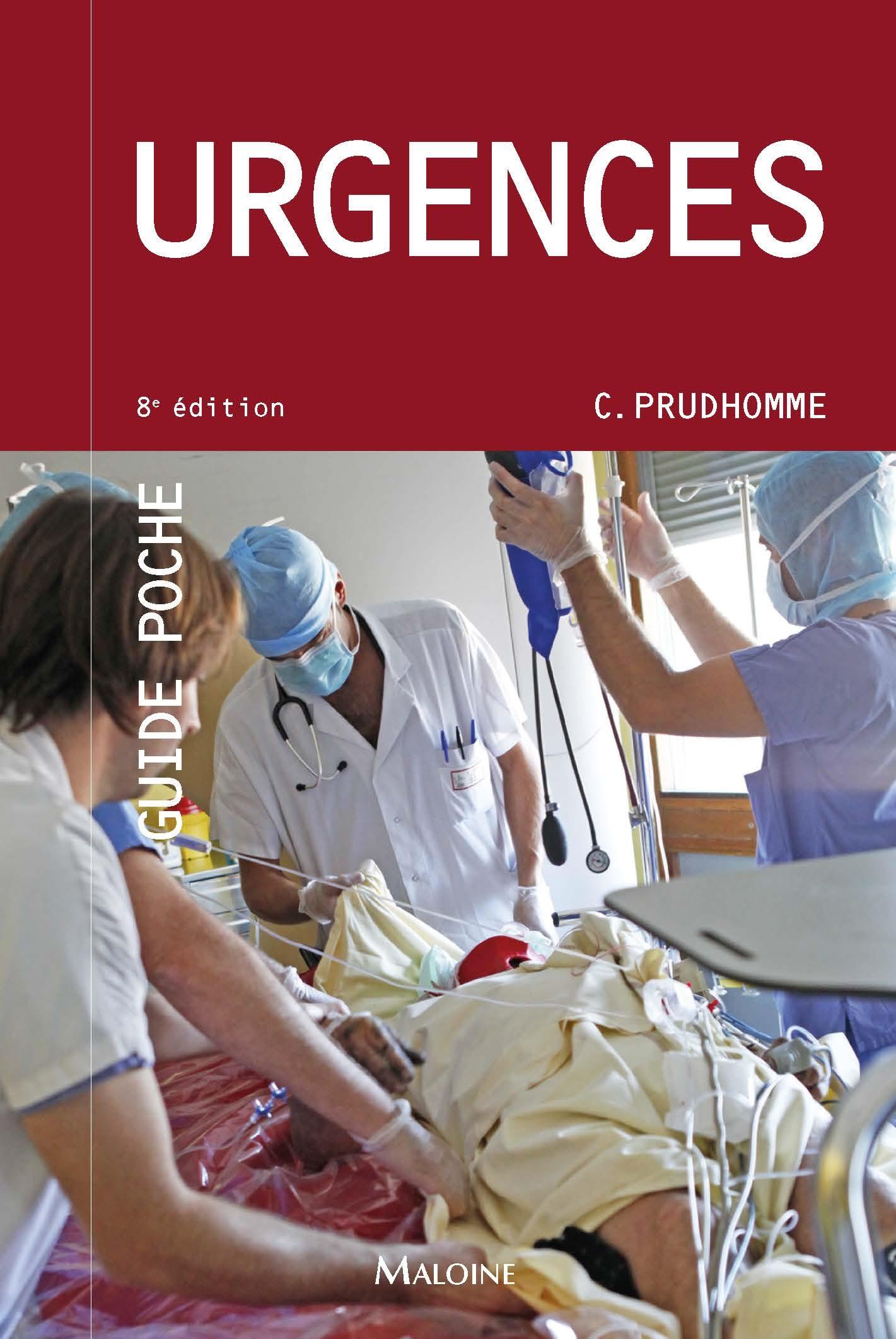 Urgences, 8e éd.