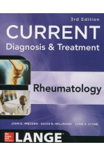 Current diagnosis & treatment in rheumatology, 3rd ed.