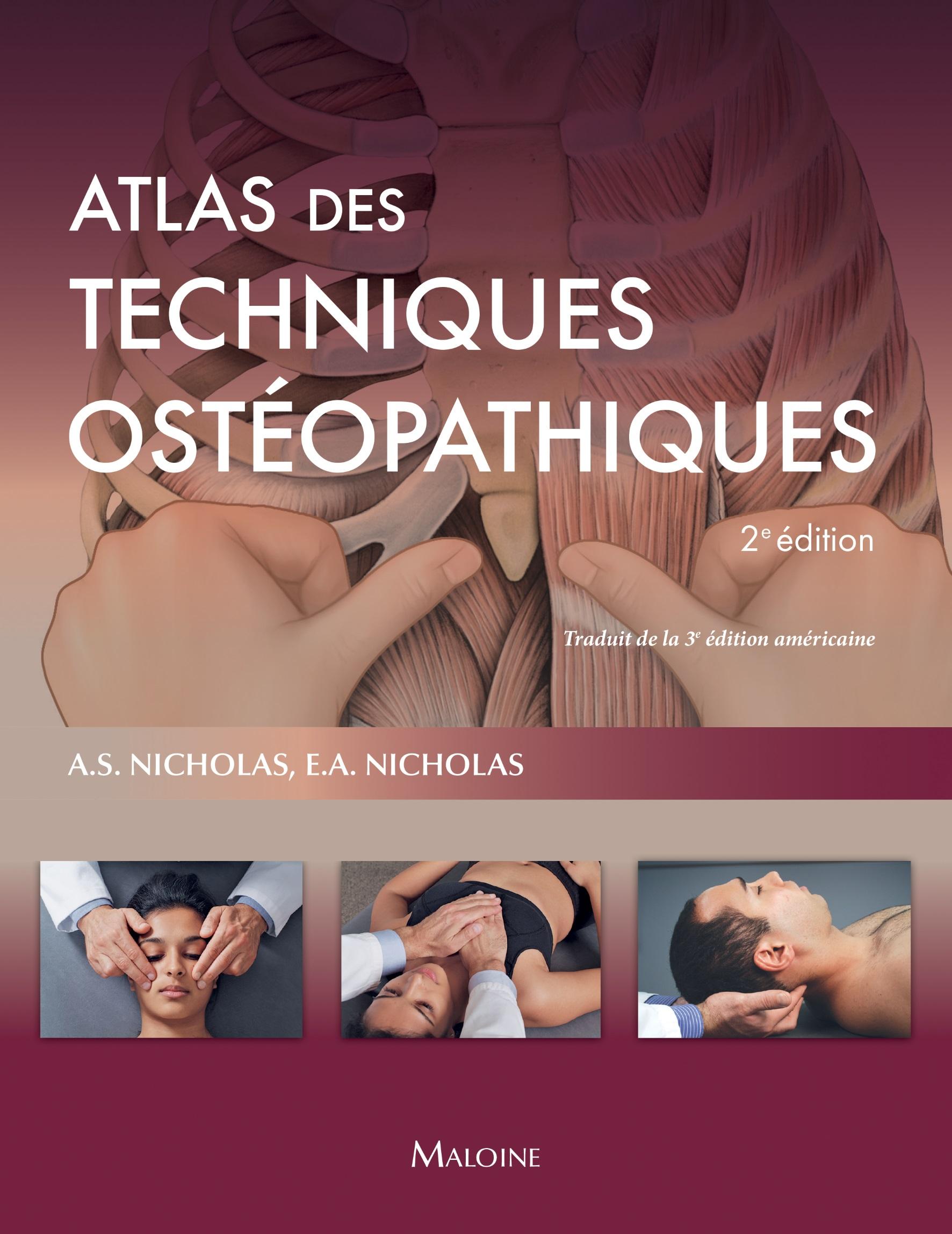 Atlas des techniques ostéopathiques, 2e Edition