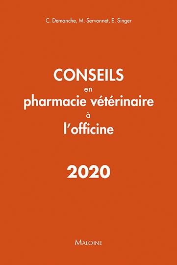 Conseils en pharmacie vétérinaire à l'officine
