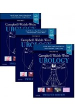 Campbell Walsh urology, 12th ed. 3-volume set