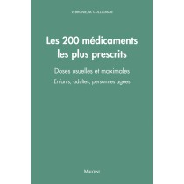 Les 200 médicaments les plus prescrits