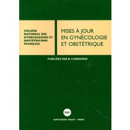 Mises à jour en gynécologie et obstétrique 2001   25ème série